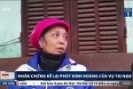 Video: Nhân chứng kể phút kinh hoàng xe tải lao vào đoàn người vừa đi viếng nghĩa trang ở Hải Dương
