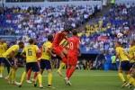 Video kết quả Anh 2-0 Thụy Điển: Anh chính thức lọt vào bán kết World Cup