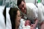 Sau 3 ngày sinh con, bà mẹ bị nứt hộp sọ