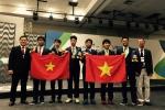 Học sinh Việt lập kỷ lục dự thi Olympic quốc tế: Bộ trưởng Phùng Xuân Nhạ gửi thư khen