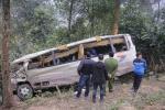 Xe khách lao xuống vực ở Lào Cai: Tài xế nhận không có kinh nghiệm lái xe đường đèo