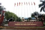 Điểm sàn xét tuyển vào Đại học Lâm nghiệp Hà Nội 2018