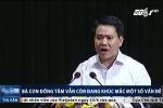 Dự thảo kết luận thanh tra đất đai tại Đồng Tâm: 'Bà con vẫn còn khúc mắc'