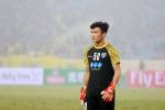 Video: Bùi Tiến Dũng 3 lần vào lưới nhặt bóng trước khi tập trung Olympic Việt Nam