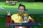 Đặng Thị Linh Phượng giành huy chương đồng Paralympics 2016