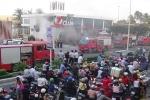 Vũ trường ở Nha Trang bốc cháy dữ dội