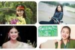 4 cô gái nổi bật của Học viện Cảnh sát nhân dân