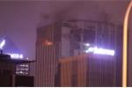 Cháy lớn tại tòa nhà MB Grand Tower ở Hà Nội