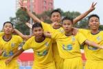 VCK U15 Quốc gia 2018: SLNA bị cầm hoà, Sài Gòn FC thắng trận đầu