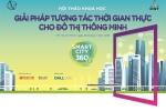 Sắp diễn ra Hội thảo Khoa học Smart City 360 độ lần thứ II năm 2018