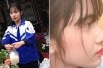 Mặt mộc xinh đẹp của 'hot girl bán đậu phụ' gây sốt dân mạng