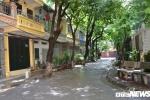 Ảnh: Nửa tháng sau vụ cháy, khu dân cư quanh Công ty Rạng Đông vẫn vắng như chùa Bà Đanh