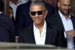Obama xuất hiện đầy phong cách ở kinh đô thời trang Milan