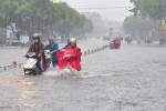 Thời tiết ngày 5/6: Áp thấp nhiệt đới gần bờ gây mưa lớn nhiều khu vực
