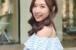 Hot girl Han Quoc xinh dep biet 4 ngon ngu, duoc vi la 'ban sao' Hari Won hinh anh 1