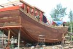 Chủ cơ sở đóng mới tàu cá mong muốn được giám sát chất lượng