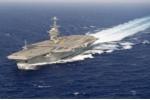 Hải quân Mỹ cử biên đội tàu sân bay tới làm nhiệm vụ ở Trung Đông và châu Âu