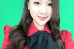 Hot girl Han Quoc xinh dep biet 4 ngon ngu, duoc vi la 'ban sao' Hari Won hinh anh 9