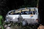 Xe khách lao xuống vực ở Lào Cai: Thông tin mới nhất