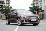 Suzuki Ciaz rẻ hơn 100 triệu đồng, cuộc chiến