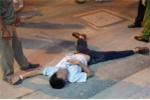 Bị ông Đoàn Ngọc Hải cẩu xe vi phạm, tài xế nằm vật ra đất nói 'bị đau tim'