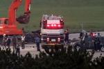 Trực thăng quân sự Hàn Quốc bốc cháy sau khi lao xuống đất, 5 người thiệt mạng
