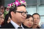 Chàng trai giành 'cú đúp' HCV Olympic quốc tế sẽ theo học Đại học Y Hà Nội