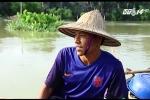 Mực nước sông Hoàng Long cao lịch sử, dân Ninh Bình nín thở chờ xả lũ
