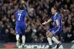 Chelsea hạ gục Man Utd: Kante trên cơ Pogba, Herrera nhận thẻ đỏ đen đủi