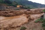 Thanh Hoá nằm trong tâm bão số 4, nguy cơ rất cao xảy ra sạt lở đất và lũ quét