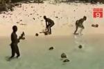 Người sống sót kể lại cuộc gặp hòa bình duy nhất với bộ lạc Sentinel hiếu chiến