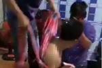 Đôi nam nữ bị lột quần áo đánh đập, quay clip ở Cà Mau