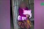 Bị cưỡng hiếp, bé gái chật vật làm mẹ ở tuổi 13
