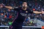 Video kết quả Espanyol vs Barcelona: Suarez lập cú đúp, Barca vượt mặt Real