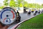 Thời tiết ngày hôm nay 5/6/2017: Hà Nội nóng 40°C trước khi đón không khí lạnh