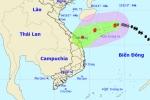 Dự báo thời tiết hôm nay 12/11: Bão số 13 suy yếu thành áp thấp nhiệt đới