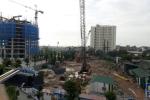 Chung cư TECCO Tower chưa xong móng đã rao bán ầm ầm