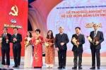 Tác phẩm viết về vụ Trịnh Xuân Thanh giành giải Búa liềm vàng