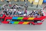 Hà Nội sắp khai trương xe buýt 2 tầng 'mui trần'