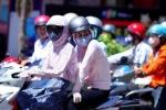 Dự báo thời tiết hôm nay 25/3: Sài Gòn nắng nóng 36°C