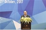 Thủ tướng Nguyễn Xuân Phúc ăn sáng làm việc với doanh nghiệp APEC 2017