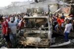 IS đánh bom vào khu chợ tại Iraq, 20 người chết