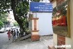 Sở GD-ĐT Hà Giang cửa đóng then cài, hàng chục phóng viên chờ công bố kết luận