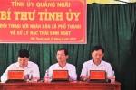 Bí thư Tỉnh ủy Quảng Ngãi xin lỗi dân vì nhà máy xử lý rác gây ô nhiễm