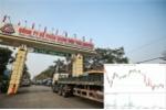 Cổ phiếu Gang thép Thái Nguyên 'lặng sóng'