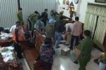 Công an Bình Định thu giữ hàng trăm 'hàng nóng' được rao bán công khai