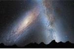 Một thiên hà đang lăm le đẩy Hệ Mặt trời ra khỏi dải Ngân hà