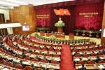 Toàn cảnh ngày làm việc thứ nhất Hội nghị Trung ương 10 khóa XII