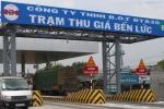 Bộ GTVT sẽ sửa tên 'trạm thu giá'