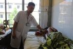 Đắk Lắk: Phẫu thuật thành công ca gãy cột sống do cây đè